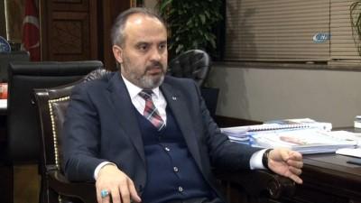 Büyükşehir'den Uludağ'a 35 milyonluk arıtma yatırım