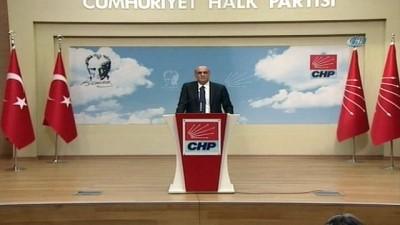 CHP'li Bingöl'den kurultay çalışmalarıyla ilgili açıklama