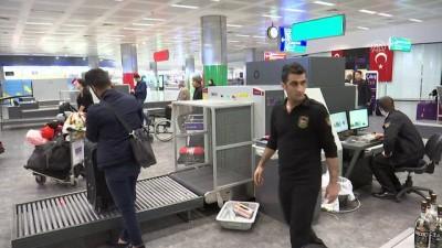'Havalimanı muhafızları' kaçakçılara göz açtırmıyor - İSTANBUL
