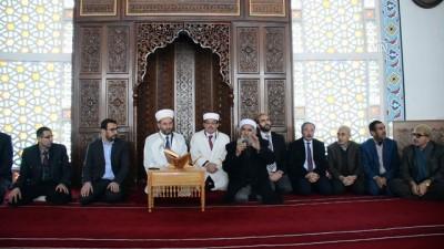 Husumetli aileler camide barıştı - AĞRI