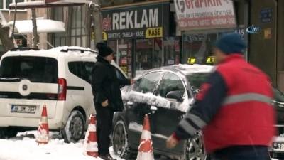 kar manzaralari -  Kayseri'de kar yağışı etkili oldu, ortaya kartpostallık görüntüler çıktı