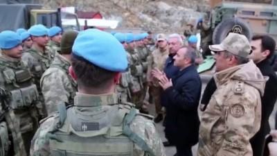 Komandolar 'Zeytin Dalı Harekatı'na uğurlandı - TUNCELİ