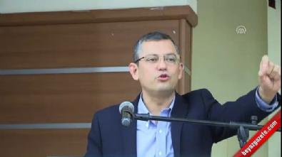 ozgur ozel - Özgür Özel'den 15 Temmuz açıklaması