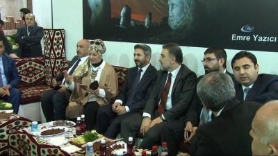 TBMM Başkanvekili Ahmet Aydın, EMİTT Fuarı'nda Adıyaman standını ziyaret etti