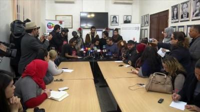 iskence - Tunus'ta 'yeni protesto' çağrısı