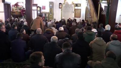 Makedonya ve Bosna Hersek'te Türk askeri için dua edildi - ÜSKÜP