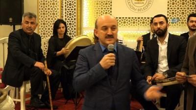 Mehmet Akif ve Neyzen Tevfik anıldı
