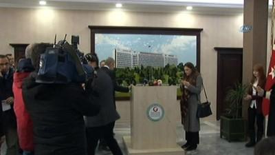 Sağlık Bakanı Demircan: '3 askerimiz şehit olmuştur. Yaralılardan 11 tanesi hastanede tedavi altında'