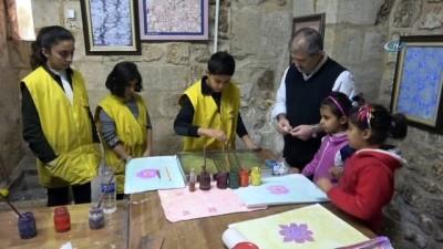 Şanlıurfa'da geleceğin sanatçıları yetişiyor