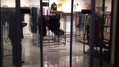 Ümraniye'de giyim mağazasından soygun - İSTANBUL