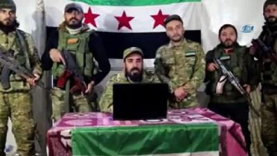 Afrinli Kürt Askerler Öso'ya Katıldı