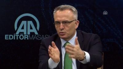 Amatör spora vergi iadesi yoluyla destek geliyor - Maliye Bakanı Ağbal - ANKARA