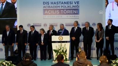 Başbakan Yıldırım - Okan Üniversitesi hastane ve poliklinik açılışları - İSTANBUL