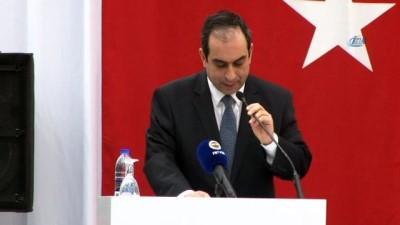 Şekip Mosturoğlu: 'Afrin'deki Mehmetçiğe şükranlarımızı sunuyoruz'