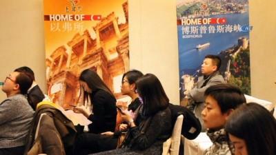 Türkiye, Çin'de Turizm Yılı'nı Fırsata Çevirmek İstiyor