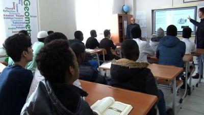 Afrikalı Yiğidolar'dan Mehmetçik'e destek