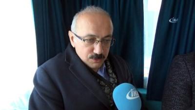Bakan Elvan: 'İnşallah kısa bir sürede Afrin'i tamamıyla terör örgütlerinden temizleriz'