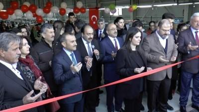 """Bakan Sarıeroğlu, """"Tunceli, dünyanın dört bir yanına ürün ihraç edecek"""""""
