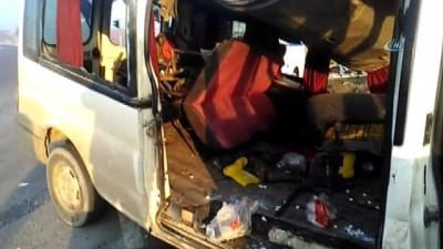 Kazada hayatını kaybeden 3 kişinin kimlikleri belli oldu