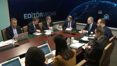 Maliye Bakanı Ağbal - İstanbul Finans Merkezi için 'daha liberal' düzenleme sinyali - ANKARA