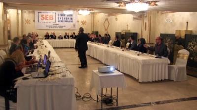 'Şehirlerin Ekonomik Beklentileri Forumu' - SİVAS
