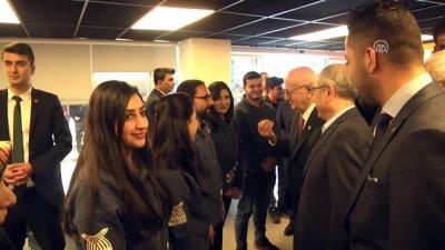 TBMM Başkanı Kahraman'ın ziyaretleri - MARDİN
