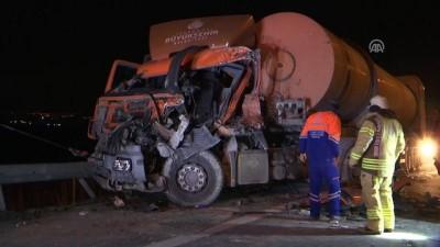 TEM'de zincirleme kaza: 2 yaralı - İSTANBUL