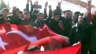 Zeytin Dalı Harekatı - Destek konvoyu -KİLİS