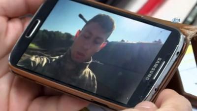 Afrin'de askerlerin adına top atışı yaptığı doktor duygu dolu anlar yaşadı