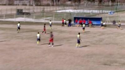 Amatör lig maçında en erken gol - Rekor gol 17'inci saniyede geldi
