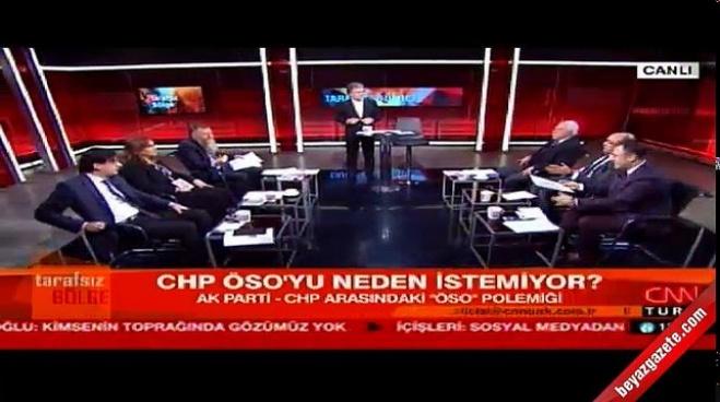 aytug atici - Canlı yayında ekranları sarsan ÖSO kavgası