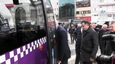 Ordu Büyükşehir Belediye Başkanı Yılmaz, direksiyon başında