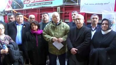 Zeytin Dalı Harekatı'na destek - HATAY
