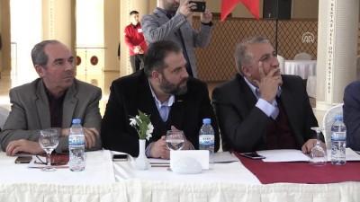 AK Parti Genel Başkan Yardımcısı Karacan, STK temsilcileri ile biraraya geldi - NEVŞEHİR