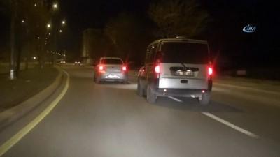 Aksaray'da uyuşturucu operasyonu: 8 gözaltı
