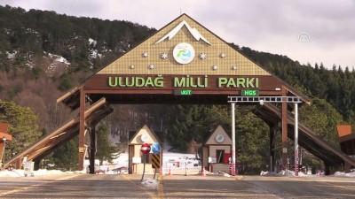 ANADOLU'NUN KAYAK ZİRVELERİ - Kış turizminin vazgeçilmezi: Uludağ - BURSA
