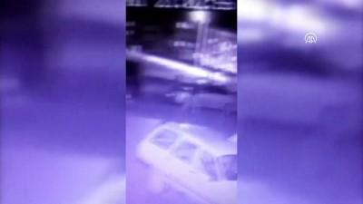 Cezaevi firarisi çaldığı otomobille gezerken yakalandı - ÇORUM