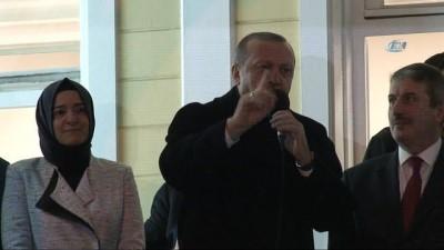 """Cumhurbaşkanı Erdoğan:""""2019 Mart yerel seçimleri 2019 Kasım seçimlerinin işaret fişeğidir"""""""