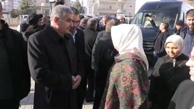 Darbe girişimi davası - AK Parti Genel Başkan Yardımcıları Çalık ve Kan - MALATYA