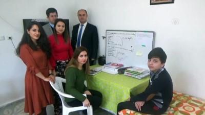 Engelli öğrenciye evde eğitim - HATAY