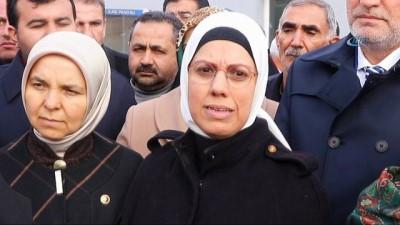 FETÖ davasını takip eden AK Parti Genel Başkan Yardımcısı Ravza Kavakçı Kan duruşma sonrasında açıklamalarda bulundu