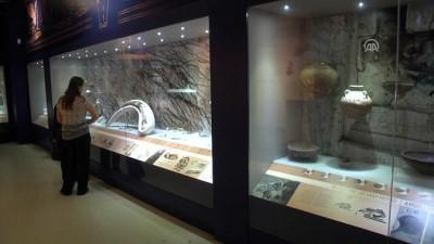 Hatay Arkeoloji Müzesi'ne ilgi artıyor