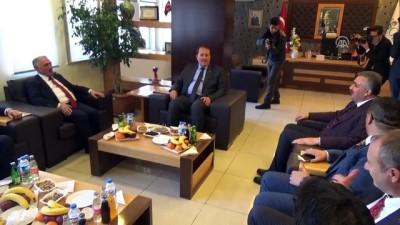 Karacan: ''Türkiye'nin 2023 süreci daha sonra 2053 ve 2071'e kadar uzanan bu yol haritasını 2019 seçimleri belirleyecek'' - NİĞDE