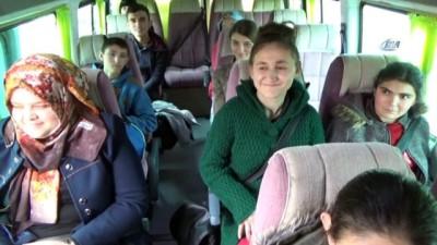 Kütahya'da okul servisi araçları denetlendi