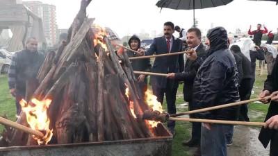 Mersin'in kurtuluşunun 96. yıl dönümü etkinlikleri - Cirit gösterisi düzenlendi - MERSİN