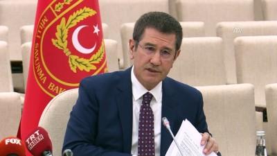 Milli Savunma Bakanı Canikli - TSK'de organik ürün tüketimine yönelik yeni uygulama - ANKARA