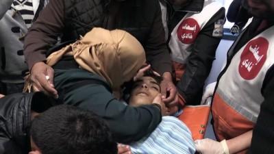 Ramallah'ta bir Filistinli şehit oldu