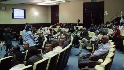 Sudan tarım ürünleri ihracatını 10 milyar dolara çıkarmayı hedefliyor - HARTUM