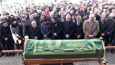 kalp krizi - TRT haber editörü Keskiner, son yolculuğuna uğurlandı - AMASYA