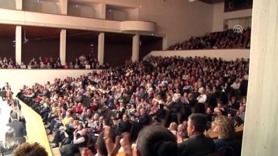 Türk dünyası müzikleri İspanyol sanatseverlerle buluştu - MADRİD